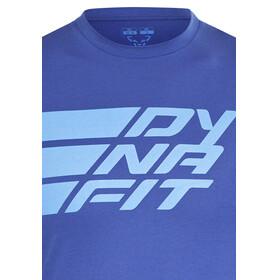 Dynafit Compound - T-shirt manches courtes Homme - bleu